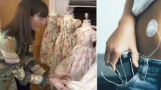 Une ancienne policière devenue couturière reçoit une demande insolite de robe de la part d'une enfant - elle sauve maintenant des vies