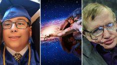 Un génie de l'astrophysique de 11 ans atteste que Stephen Hawking s'est trompé au sujet de Dieu