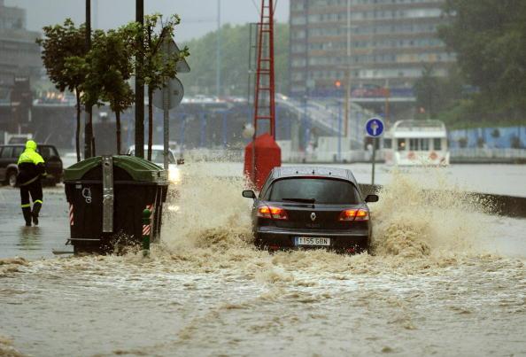 Espagne: un mort dans des inondations dans le nord du pays