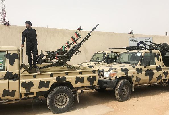 Libye: les missiles découverts sur une base pro-Haftar «appartiennent» à la France (gouvernement)