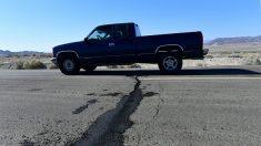 Séisme de magnitude 7,1 dans le sud de la Californie