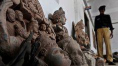 Des objets d'arts pillés en Irak et en Afghanistan vont retourner dans leurs pays
