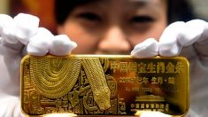 Les Chinois achètent de l'or et retirent de l'argent des banques et de la bourse