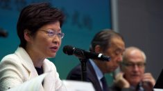 La dirigeante de Hong Kong déclare que le projet de loi sur les extraditions est
