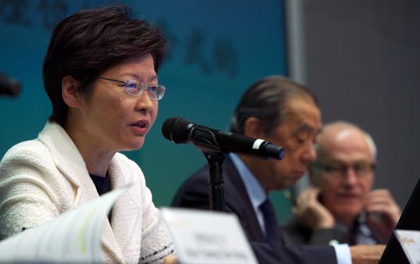 La dirigeante de Hong Kong déclare que le projet de loi sur les extraditions est «mort»