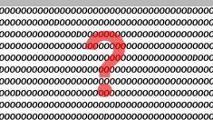 Pouvez-vous compter combien de D se cachent dans cette image en moins de 10 secondes?
