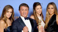 Sylvester Stallone a 3 filles qui sont toutes devenues adultes et de magnifiques mannequins