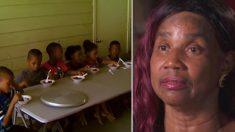 Cette grand-mère nourrit des enfants affamés 7 jours par semaine à cause «d'une promesse faite au Seigneur»